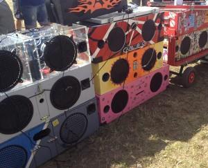 Boominator Roskilde Music Festival